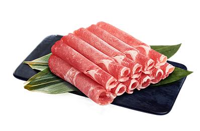 噶瑪蘭豬(梅花肉/肉片)1280g/4包