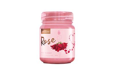 STREAMLAND紐西蘭新溪島 風味蜂蜜-玫瑰(340g)2罐
