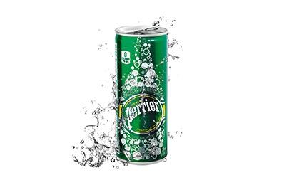 法國Perrier沛綠雅氣泡天然礦泉水(35入)
