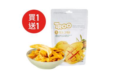韓國TROO鮮果乾脆片-芒果(6包入)