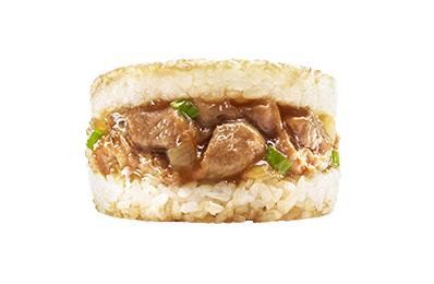 TOMMI湯米 照燒豬肉米漢堡(10入)