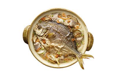 富貴鯧魚鍋