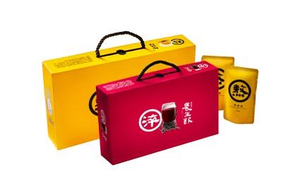 【夏日好禮限定版】熬雞精常溫禮盒(14入)2盒贈養生飲禮盒(7入)
