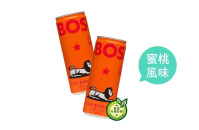 啵獅南非國寶有機冰茶-蜜桃風味(12入)
