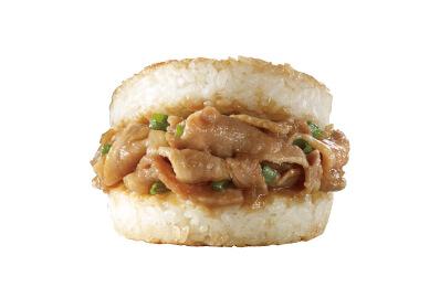 TOMMI湯米- 薑燒豬肉米堡(3入)