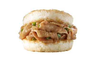 TOMMI薑燒豬肉米堡(3入)3盒組