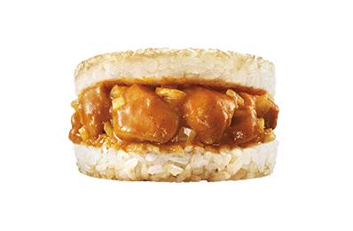TOMMI湯米 咖哩雞肉米漢堡(10入)