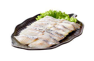 台灣金目鱸魚(去刺/涮涮片) 1200g/6份