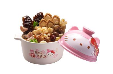 Hello Kitty豬玉滿堂佛跳牆(附陶瓷砂鍋)