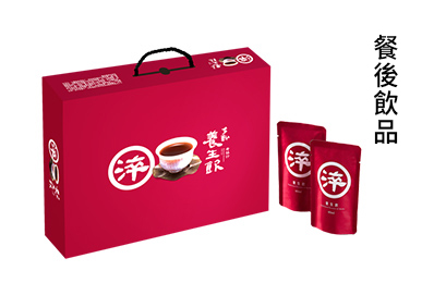 養生飲禮盒(30入/全素可食)