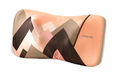 OSIM uCozy 3D 巧摩枕(OS-288/桃色)