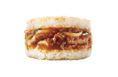 TOMMI湯米 壽喜燒牛肉米漢堡(10入)