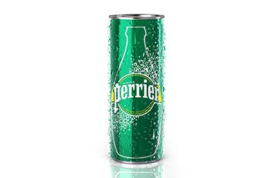 法國Perrier沛綠雅氣泡天然礦泉水(35入)2組